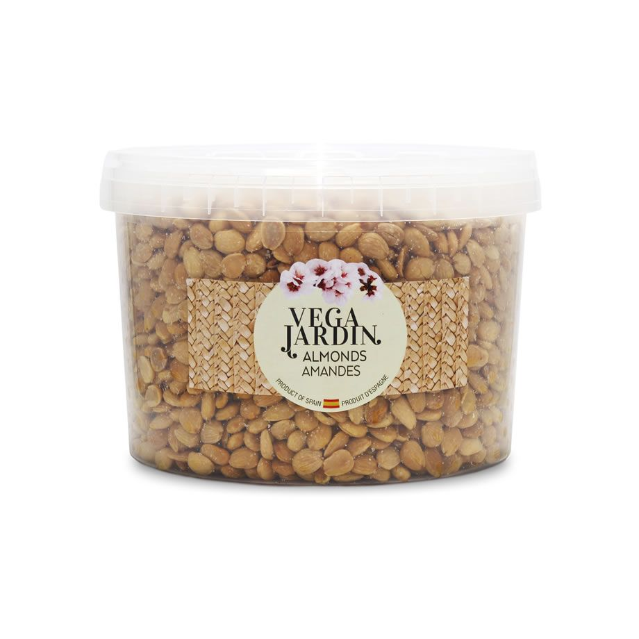 Marcona-Mandel geröstet und gesalzen 5 Kg