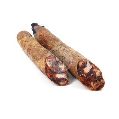 Iberico-Chorizo Cular geräuchert aus Eichelmast 1,2 Kg und 600 g