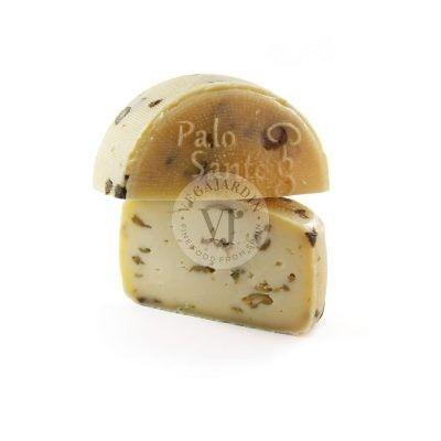 Palo Santo Käse mit Oliven