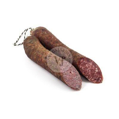 Iberico-Salchichon Cular aus Eichelmast 1 Kg und 500 g