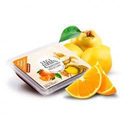 quittenbrot mit orangen