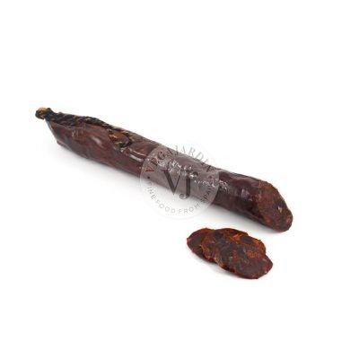 Chorizo de vacuno (Rindchorizo) Kerze 400 g