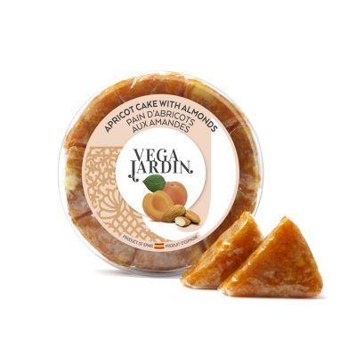 Aprikosenbrot mit Mandeln in Mini Portionen 200 g
