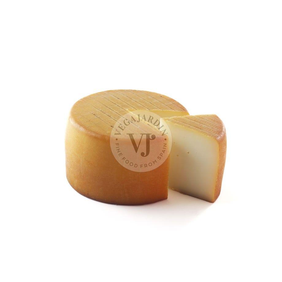 Idiazabal Käse DOP Geräuchert