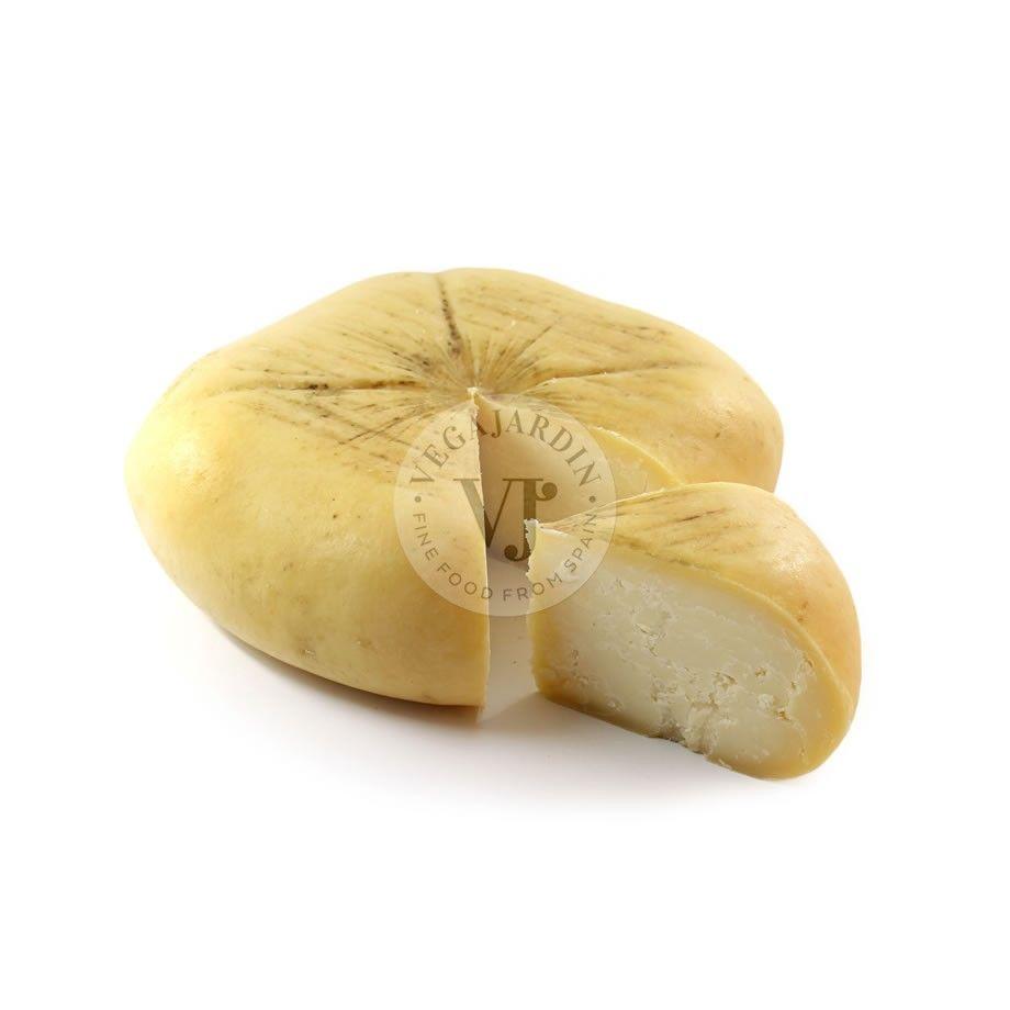 Mahon Käse DOP Curado Traditionell