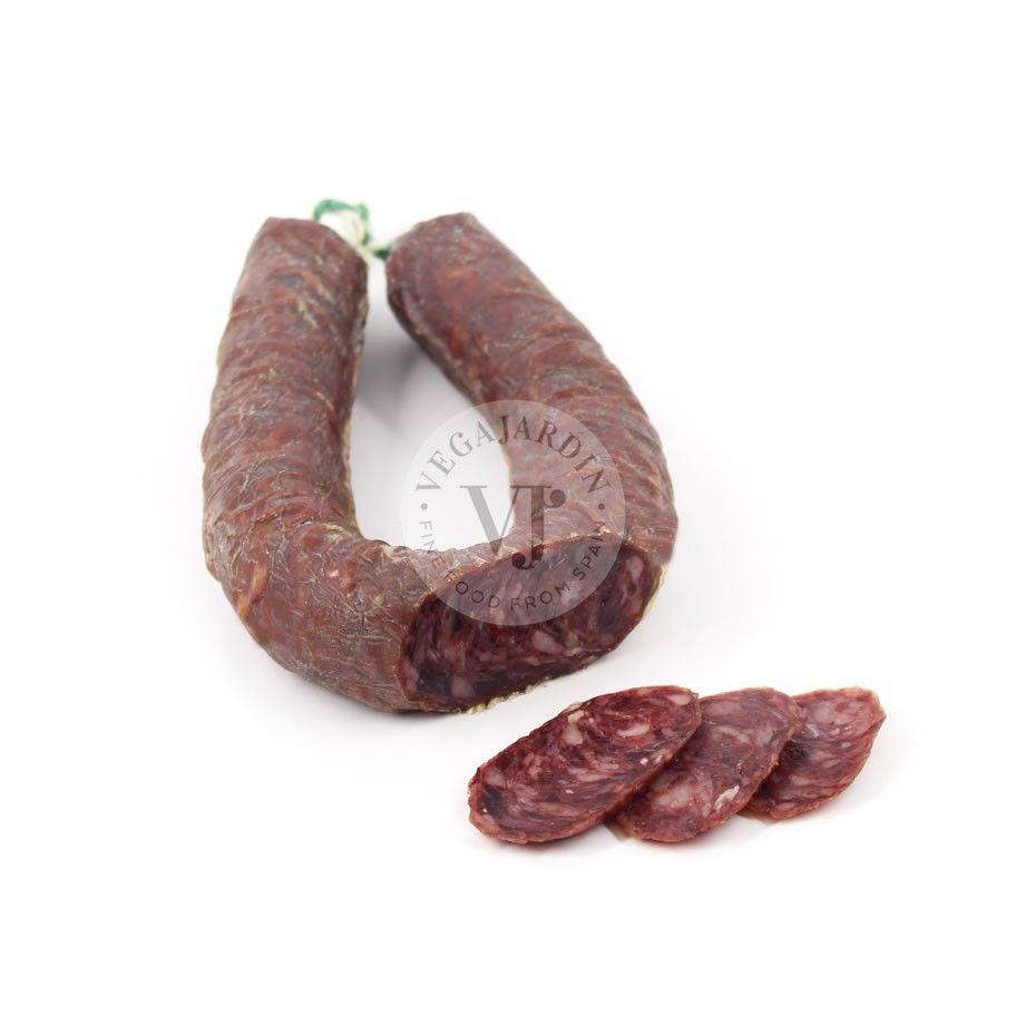 Hirsch-Salchichon Sarta Curado 300 g