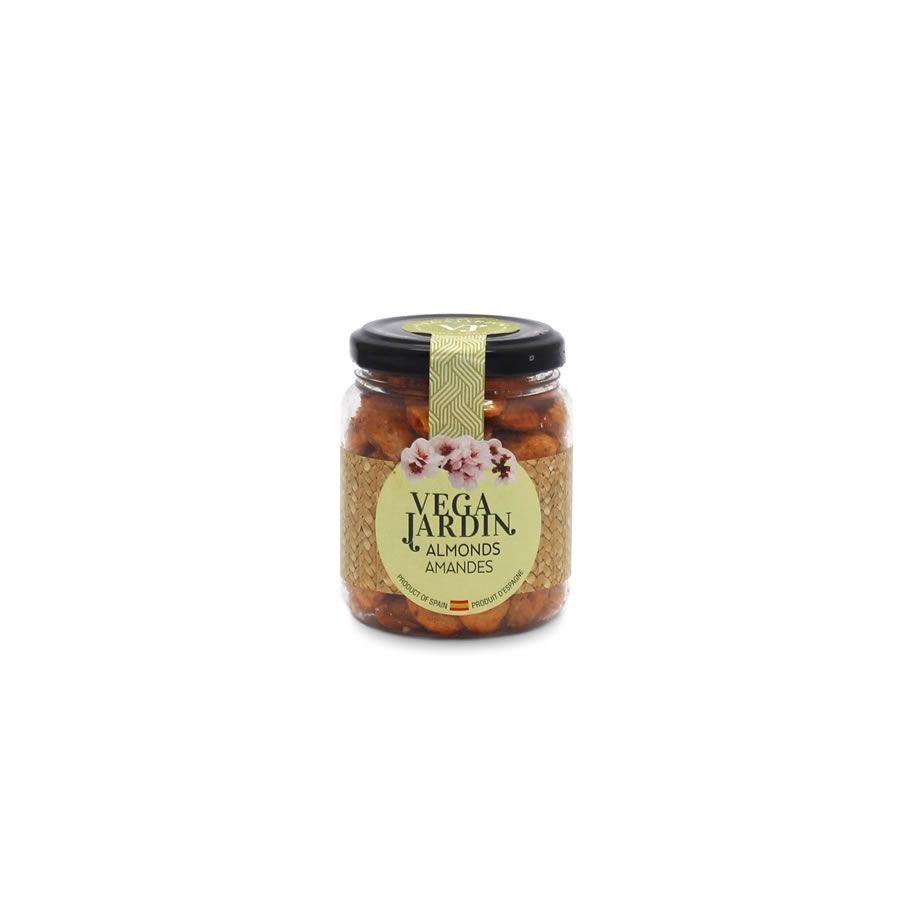 Valencia-Mandel geröstet mit scharfen Paprika 125 g