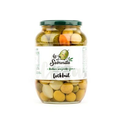 Pickles Cocktail 500 g