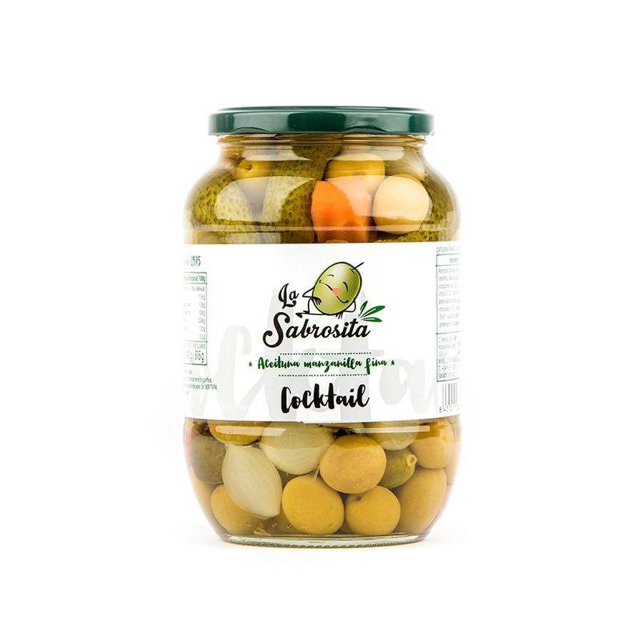 Pickles Cocktail 515 g