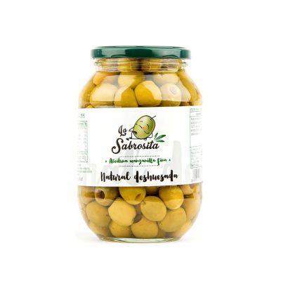 Manzanilla Oliven Entkernt 400 g