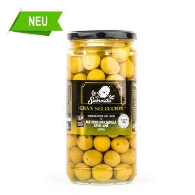 Manzanilla Oliven IGP 380 g